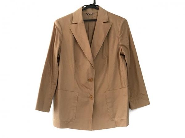 バーバリーロンドン ジャケット サイズ15 L レディース美品  ライトブラウン