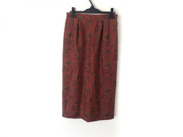 Burberry's(バーバリーズ) ロングスカート サイズ15 L レディース美品  ペイズリー柄