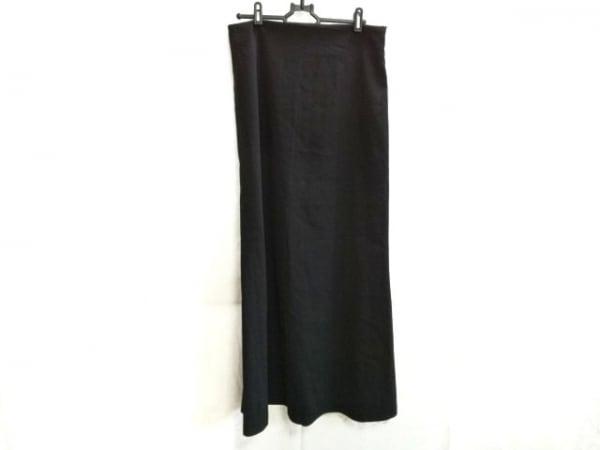 JeanPaulGAULTIER(ゴルチエ) ロングスカート サイズ40 M レディース 黒 CLASSIQUE