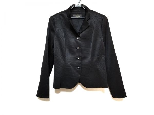 Leilian(レリアン) ジャケット サイズ11 M レディース美品  黒