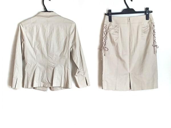 LEJOUR(ルジュール) スカートスーツ サイズ38 M レディース ライトグレー