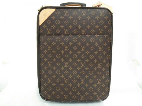 LOUIS VUITTON(ルイヴィトン) キャリーバッグ モノグラム ペガス50 M23251(新型)