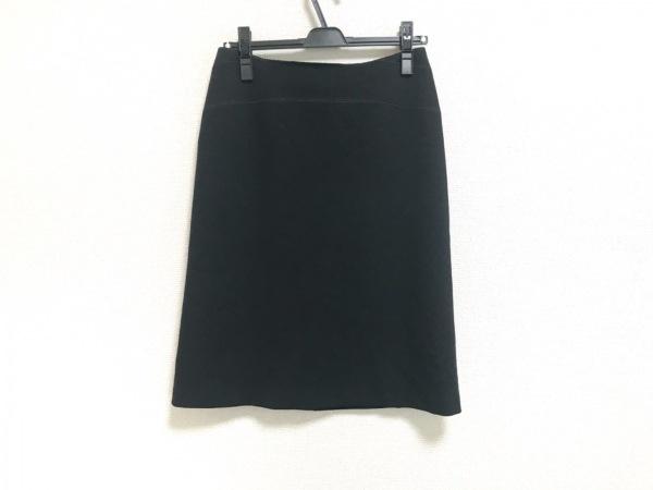 Leilian(レリアン) スカート サイズ9 M レディース美品  黒
