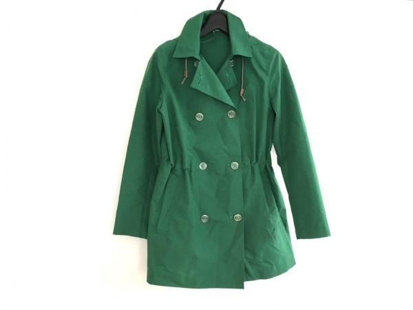 マッキントッシュフィロソフィー コート サイズ36 M レディース美品  グリーン