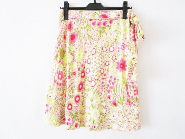 モスキーノ チープ&シック スカート サイズ38(I) S レディース 花柄