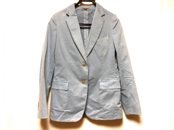 BOGLIOLI(ボリオリ) ジャケット サイズ42 M レディース ライトブルー