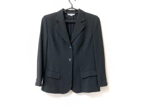 ビルダジュール ジャケット サイズ40 M レディース 黒 肩パッド 1