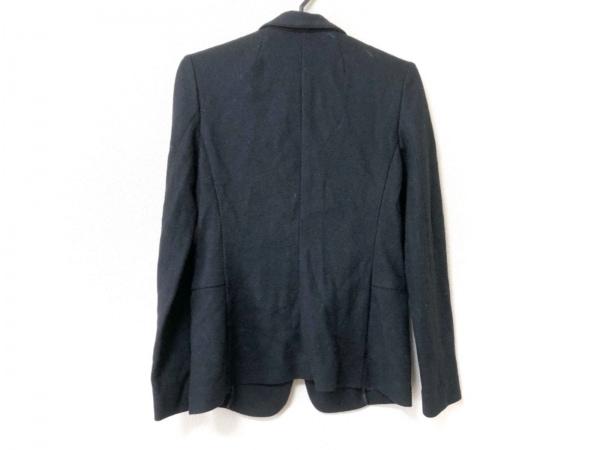 ビルダジュール ジャケット サイズ40 M レディース 黒 肩パッド 2