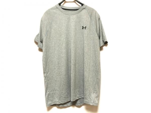 UNDER ARMOUR(アンダーアーマー) 半袖Tシャツ サイズXL メンズ グレー