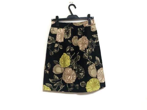モスキーノ チープ&シック スカート サイズ6 M レディース美品  花柄