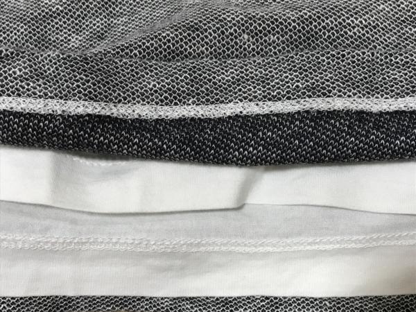 ジョセフオム 長袖カットソー サイズ48 XL レディース美品  グレー 8