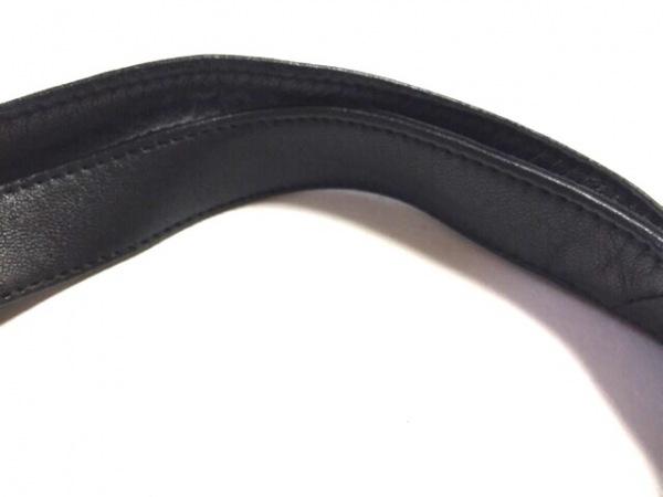 SEASIDE FREERIDE(シーサイドフリーライド) ショルダーバッグ 黒 フリンジ レザー