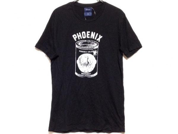 MIHARAYASUHIRO(ミハラヤスヒロ) 半袖Tシャツ サイズ44 L メンズ 黒×白