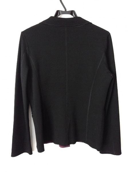 ソニアリキエル ジャケット サイズ38 M レディース美品  黒 リバーシブル