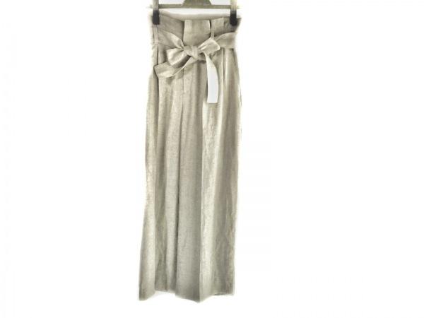 NOBLE(ノーブル) パンツ サイズ40 M レディース ベージュ
