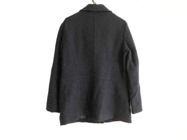J.PRESS(ジェイプレス) Pコート サイズ13 L レディース ダークネイビー 冬物
