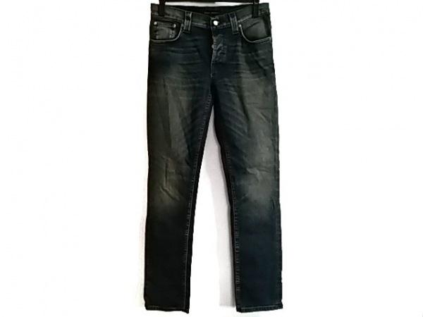 NudieJeans(ヌーディージーンズ) ジーンズ サイズ31 メンズ美品  ネイビー