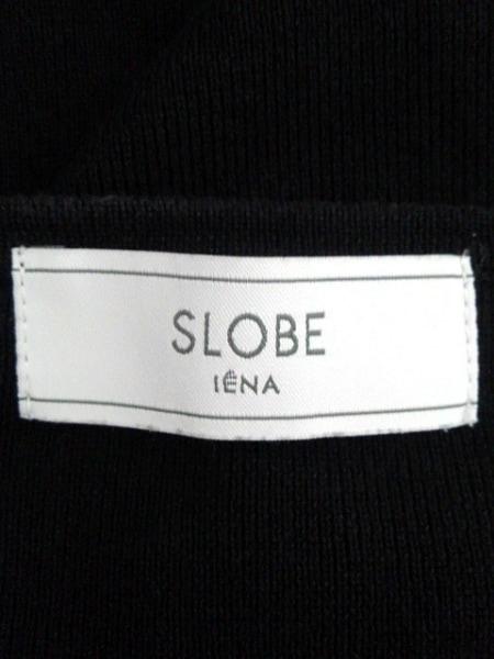 IENA SLOBE(イエナ スローブ) チュニック レディース 黒