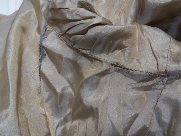 Laurel(ローレル) コート サイズ40 M レディース ベージュ 肩パッド/春・秋物