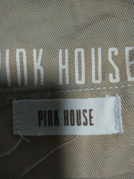 PINK HOUSE(ピンクハウス) オールインワン サイズM レディース ベージュ