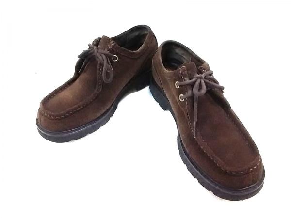 Timberland(ティンバーランド) 靴 7 レディース ダークブラウン ヌバック