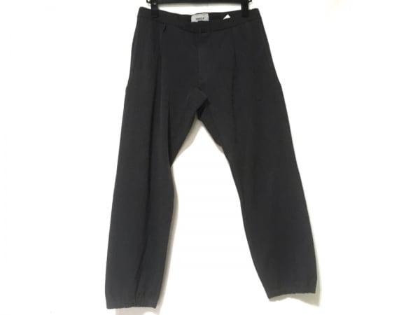 YAECA/LIKE WEAR(ヤエカ/ライクウェア) パンツ サイズM メンズ ダークグレー