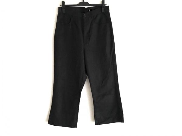トリココムデギャルソン パンツ サイズS レディース新品同様  黒