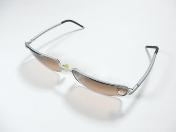 CHANEL(シャネル) サングラス 4075-H ブラウン×シルバー プラスチック×金属素材