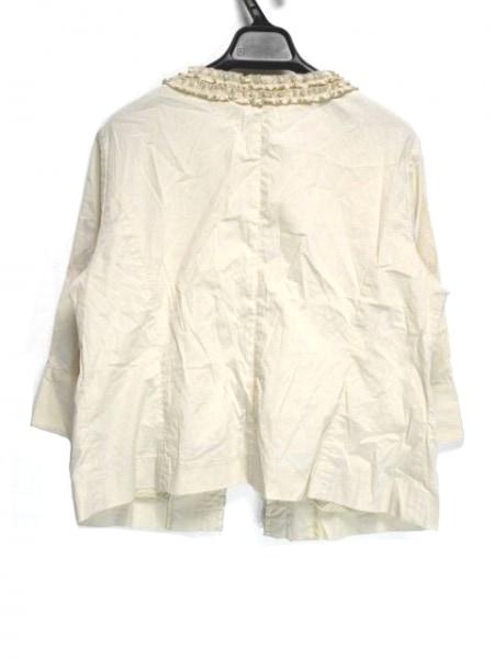 ギャラリービスコンティ ジャケット サイズ3 L レディース ベージュ 2