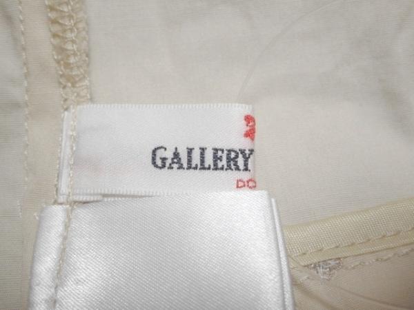 ギャラリービスコンティ ジャケット サイズ3 L レディース ベージュ 3