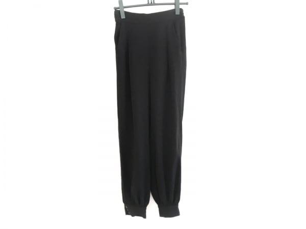 kei shirahata(ケイ シラハタ) パンツ サイズ1 S レディース美品  黒