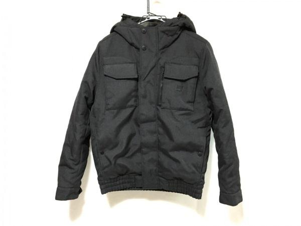 G-STAR RAW(ジースターロゥ) ダウンジャケット サイズM メンズ 黒 冬物