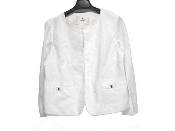 ef-de(エフデ) ジャケット サイズ9 M レディース 白