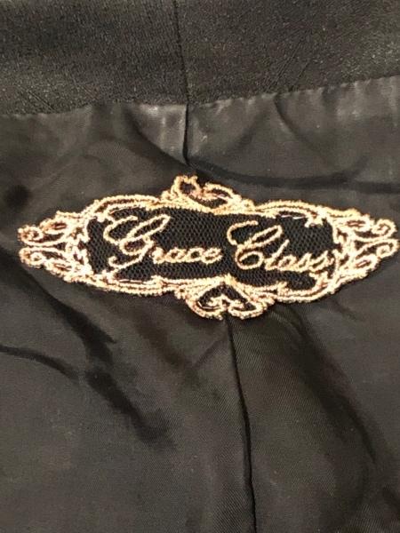Grace Class(グレースクラス) ジャケット サイズ38 M レディース 黒 3