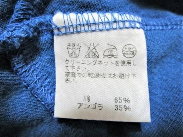sunao kuwahara(スナオクワハラ) チュニック サイズM レディース ブルー