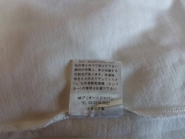 Brioni(ブリオーニ) 長袖シャツ サイズL メンズ美品  白