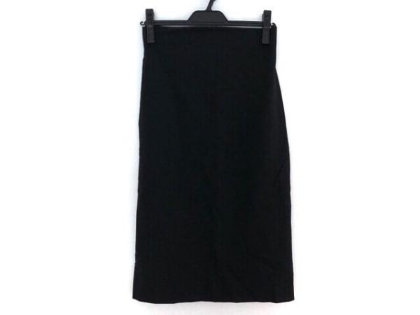 JILSANDER(ジルサンダー) スカート サイズ38 S レディース 黒