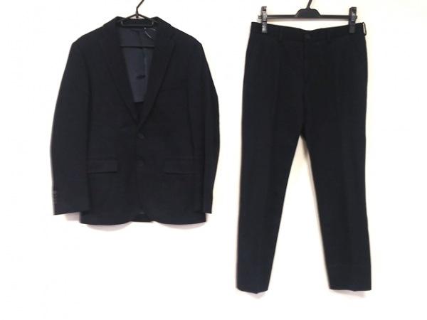 JOSEPH HOMME(ジョセフオム) シングルスーツ サイズ44 L メンズ 黒