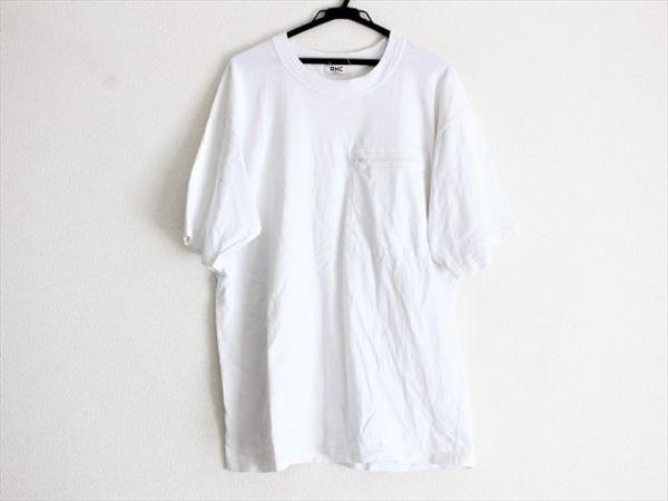 Ron Herman(ロンハーマン) 半袖Tシャツ サイズM メンズ 白