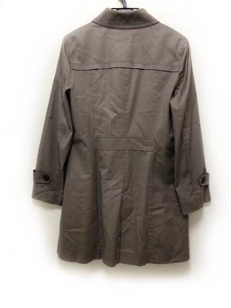 J.PRESS(ジェイプレス) コート サイズ9 M レディース - - グレー 長袖/秋/冬