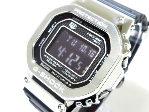CASIO(カシオ) 腕時計美品  G-SHOCK GMW-B5000-1JF メンズ 黒