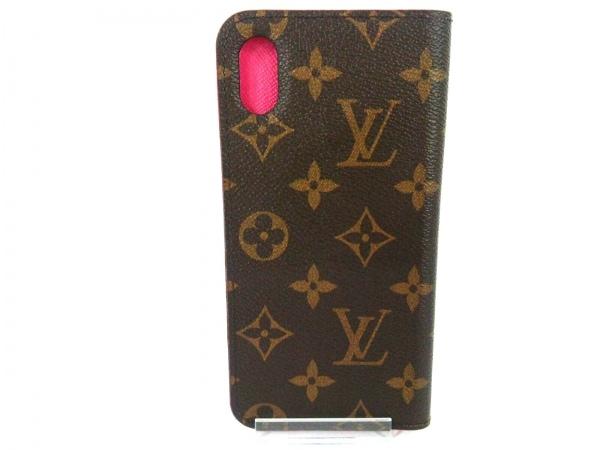 ルイヴィトン 携帯電話ケース モノグラム美品  IPHONE XS MAX・フォリオ M67481