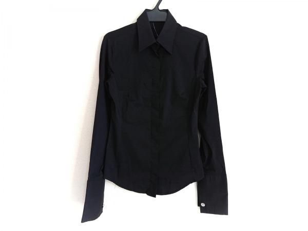 NARACAMICIE(ナラカミーチェ) 長袖シャツ サイズ0 XS レディース美品  黒