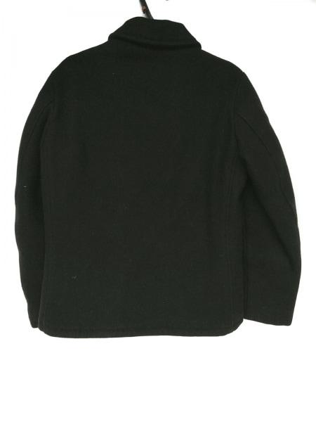 schott(ショット) Pコート サイズ13 L レディース美品  黒 冬物