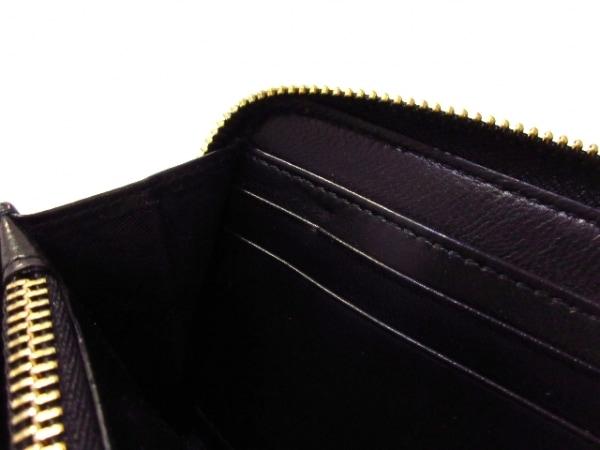 ChristianDior(クリスチャンディオール) 長財布美品  - 黒×ゴールド 7