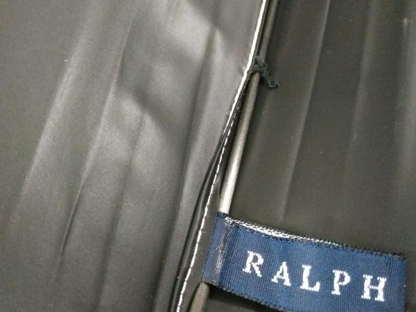 RalphLauren(ラルフローレン) 傘美品  ピンク×白×マルチ チェック柄 化学繊維