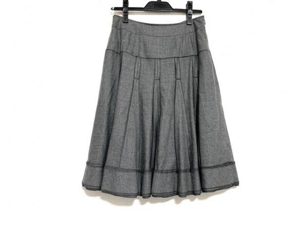 SONIARYKIEL(ソニアリキエル) スカート サイズ38 M レディース美品  グレー