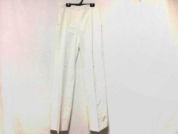JILSANDER(ジルサンダー) パンツ サイズ36 S レディース 白