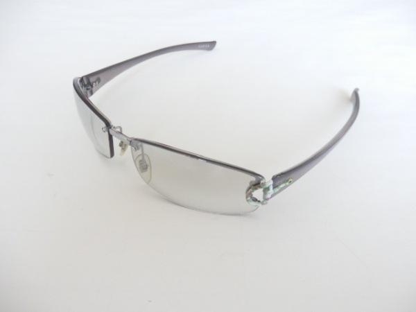 グッチ サングラス ホースビット GG2743/F/S ライトグレー×クリア×マルチ 金属素材