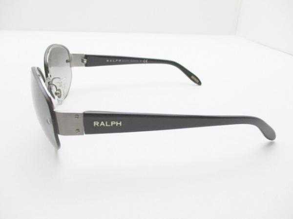RalphLauren(ラルフローレン) サングラス RA4093 ダークグレー×シルバー×黒